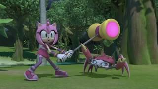 Скачать Sonic Boom Amy Rose Fight Song