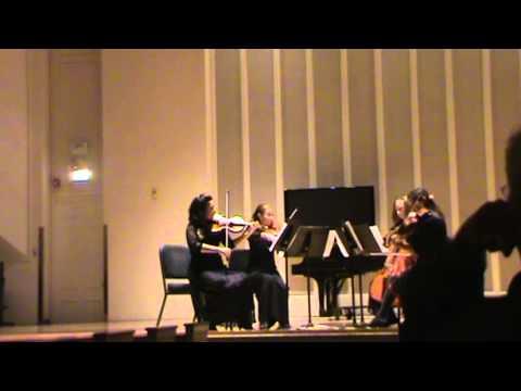 """F.Schubert String quartet """"Death and the Maiden"""""""