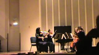 "F.Schubert String quartet ""Death and the Maiden"""