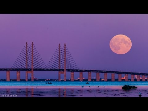 2015 Super Blood Moon TimeLapse