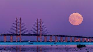 2015 Super Blood Moon TimeLapse