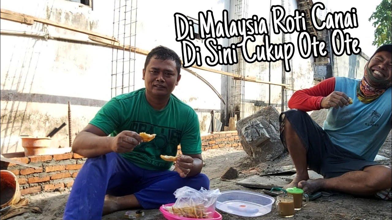 TUKANG BANGUNAN SAJA DARI MALAYSIA?? 😊😀😀