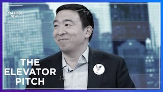 Andrew Yang: 'I'm proposing a freedom dividend of $1,000 a month for every American adult'