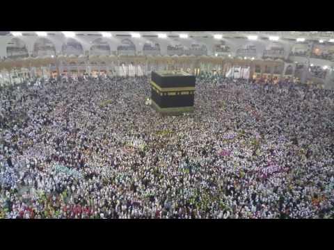 Tawaf E Ziyarat Of Khana Kaaba Hajj 2016
