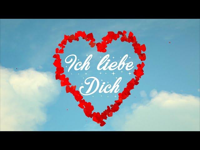 Ich liebe dich mein Schatz ❤️ Liebesgeständnis 💋 kurzes Video