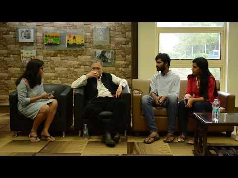 An Interview with Dr. Ramachandra Guha
