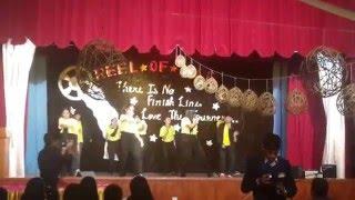 Carmel School Kuwait- Farewell dance 2014-15 :)