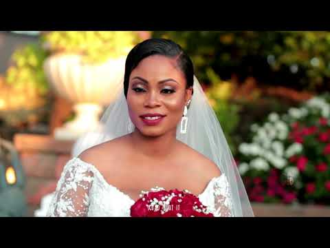 THIS LIBERIAN WEDDING IS EVERYTHING - ERATUS & FAITH