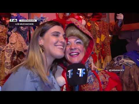 Ronda de Ganadores – Backstage Los Muchachos – Carnaval 2020