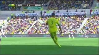 Nantes 0 - 1 Bordeaux   (16-04-2017)   Ligue 1