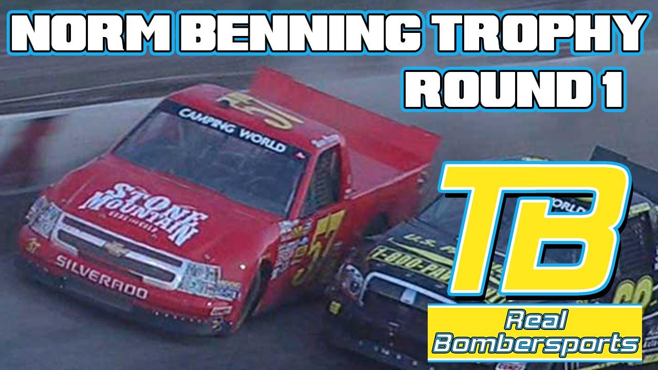 Nascar Norm Benning Trophy S01 E01 Daytona 500 And Atlanta Youtube