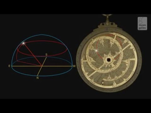 Astronomy : What is an Astrolabe & how do we use it