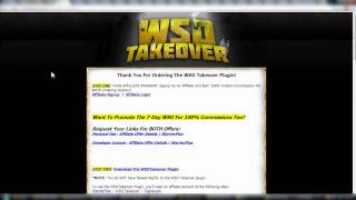 WSO Takeover Wordpress Plugin WSO | Monetize Your Blog With WSOs