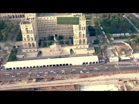 City Challenge Baku 2012: The documentary