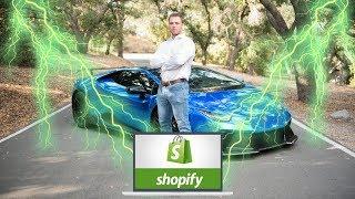 Million Dollar Shopify Live Workshop With Dan Dasilva