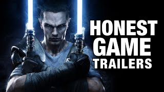 Honest Game Trailers | Star Wars: The Force Unleashed