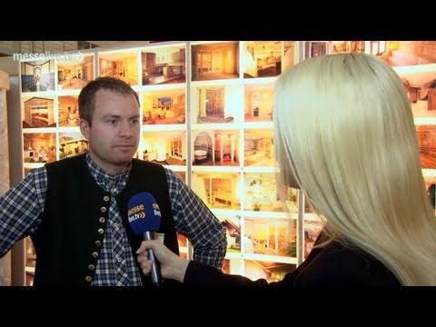 Sauna-Einrichtungen und Infrarotkabinen (Messe-LIVE Heim+Handwerk 2010)