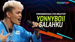 Download lagu Yonnyboii - Salahku | Persembahan Live MeleTOP | Nabil Ahmad & Wawa Zainal