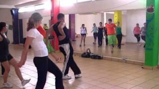 Esta Fiesta - Proyecto Uno - Fitness Choreography - Crazy Sock TV