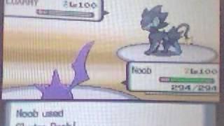 Pokemon D/P Online Battle (test)