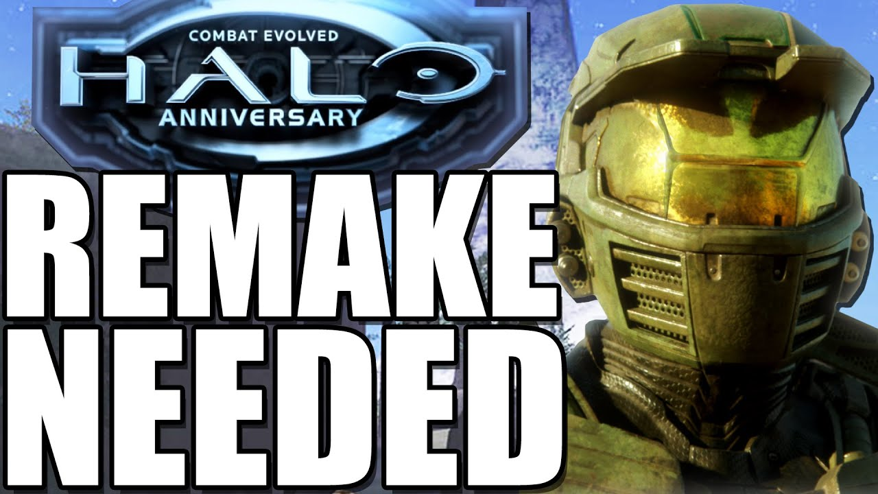 Why 343i Needs to Remake Halo CE AGAIN (Halo Combat Evolved)