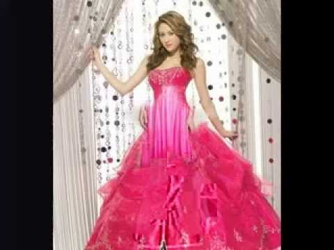 Best Hot Pink Wedding Dresses Gallery | Wedding Dresses Pink - YouTube