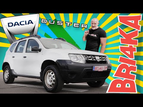 Dacia Duster | Test and Review| Bri4ka.com
