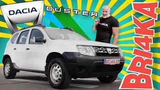 Dacia Duster | Test and Review| Bri4ka.com