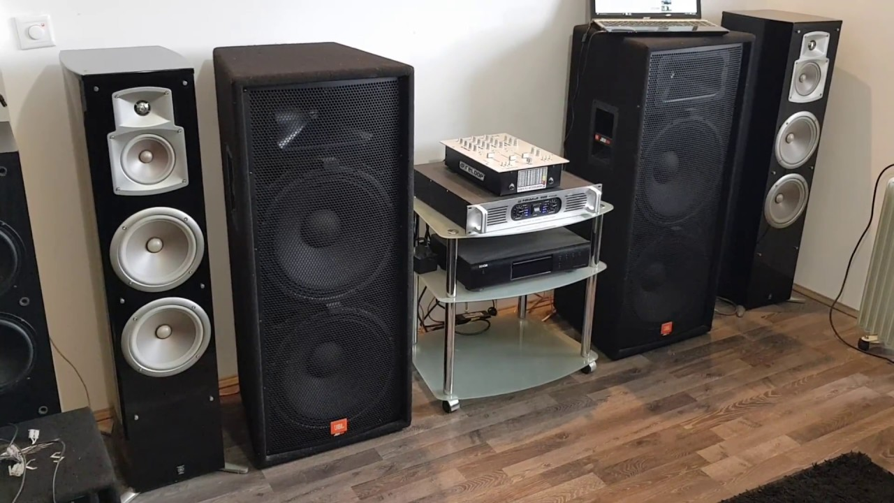 Jbl Jrx 2x1000w Youtube