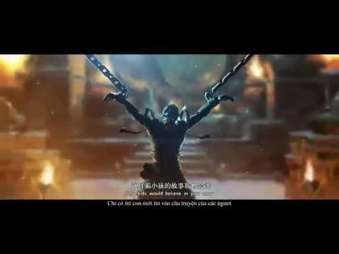 Trailer phim Tây Du Ký - Mối Tình Ngoại Truyện