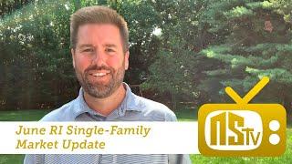 NSTV | June RI Single Family Market Stats