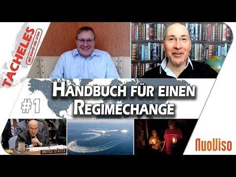 Handbuch für einen Regimechange - TACHELES #1