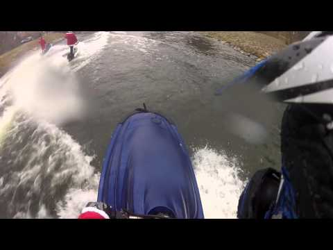 Stockholm Jetski winter cruise 2015 part2