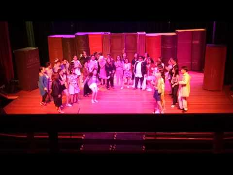 LEGALLY BLONDE CURTAIN CALL || MEDIARTRIX - UST