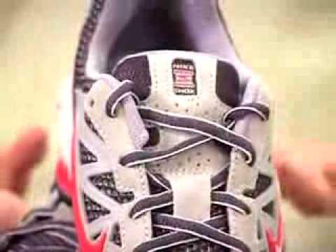 13188a8840e Nike Shox Junga Hiking Shoes Review - YouTube