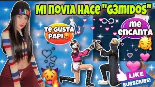"""Download MI NOVIA HACE """"G3MID0S""""🔥MIENTRAS JUGAMOS Y ME PONE H0T🥵// ARGELL YT"""