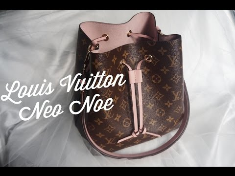 First Impressions + What Fits | LOUIS VUITTON NEO NOE