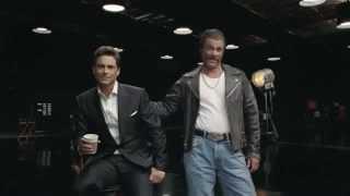 TV Commercial Spot - DirecTV - Super Creepy Rob Lowe - Feat Rob Lowe