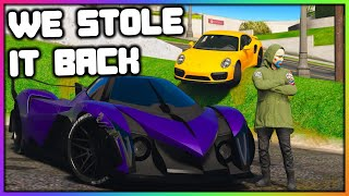 GTA 5 Roleplay - STEALING THE DEVEL BACK | RedlineRP