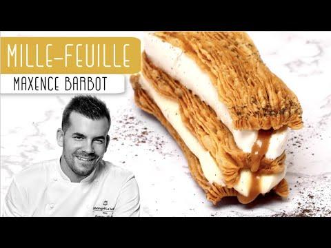 le-1000-feuille-le-plus-stylÉ-😱-(1000-feuille-vanille-caramel-de-maxence-barbot)