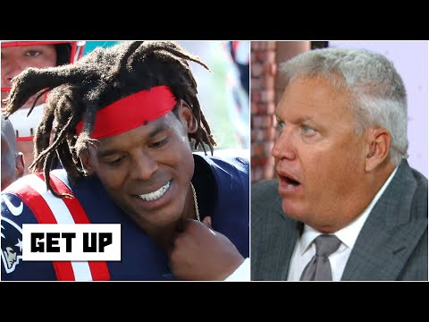 Cam Newton has no weapons, who's he going to throw to?! - Rex Ryan   Get Up
