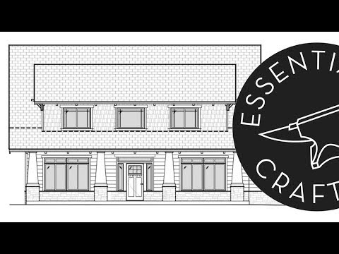 Spec House: Final Draft Plan Review, Details, and Discussion