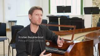Kristian Bezuidenhout on Mozart Symphonies | The English Concert