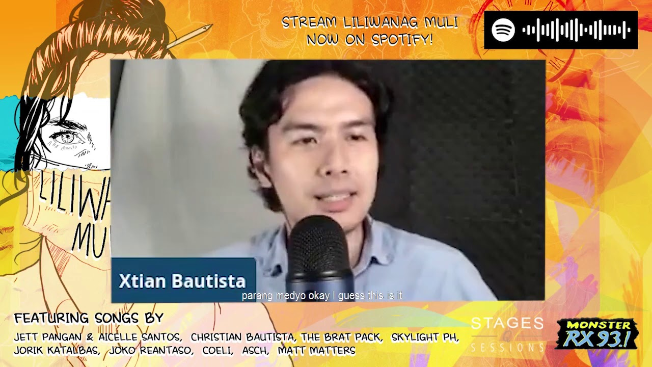 Christian Bautista Live on Monster RX93.1