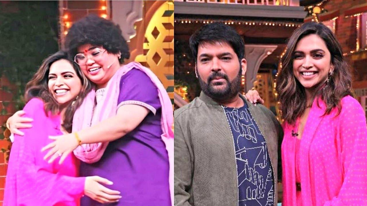 Deepika Padukone Promotes Chhapaak On The Kapil Sharma ...