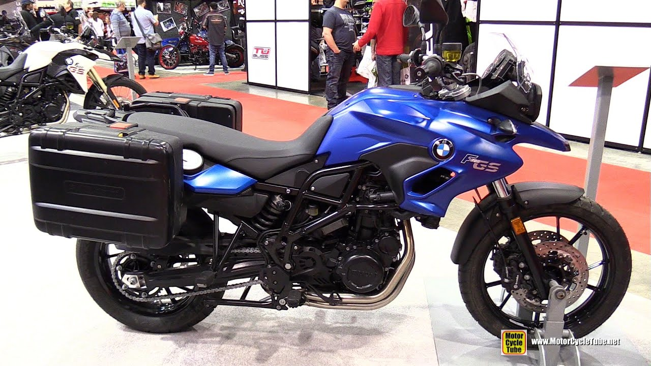 2015 bmw f700gs walkaround 2015 salon moto de quebec. Black Bedroom Furniture Sets. Home Design Ideas