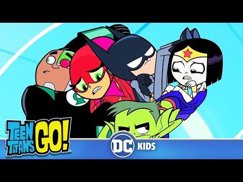 Teen Titans Go em Português  Avante Liga da Justiça Adolescente  DC Kids