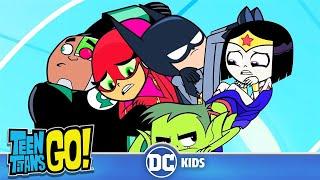 Teen Titans Go! em Português | Avante, Liga da Justiça Adolescente! | DC Kids