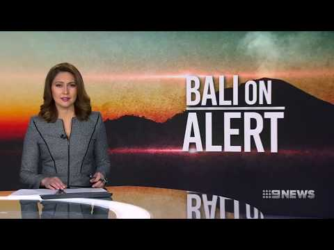 Bali on Alert | 9 News Perth