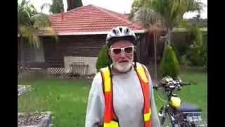 Dave's Power Assisted Bicycle